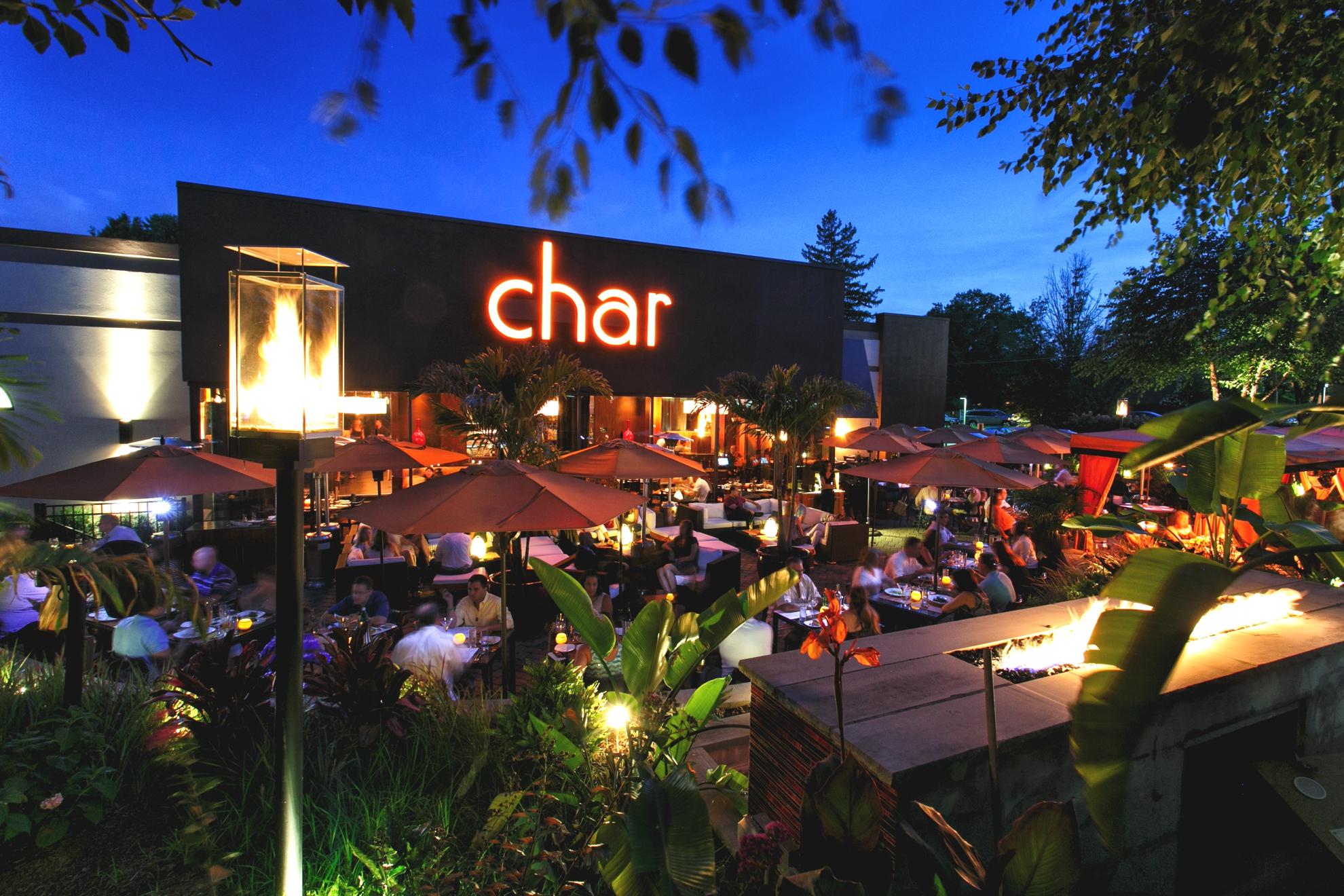 Char Designer Heats Up The Dining Scene Cahill Studio